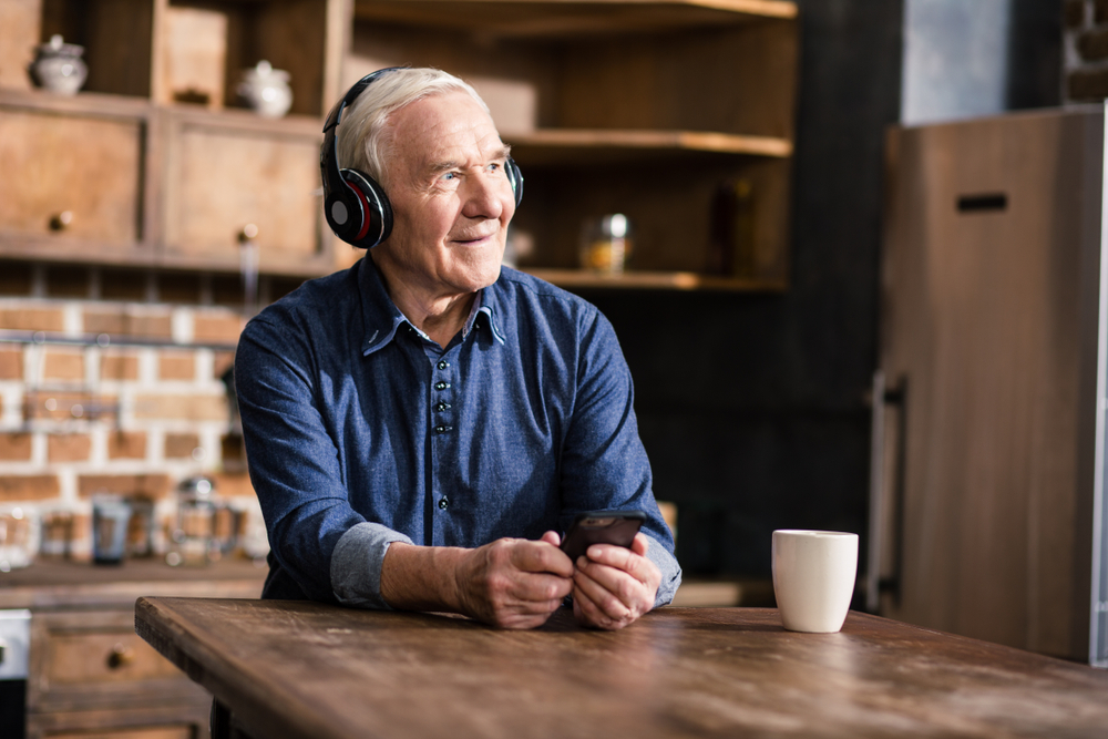 The Best Podcasts for Seniors